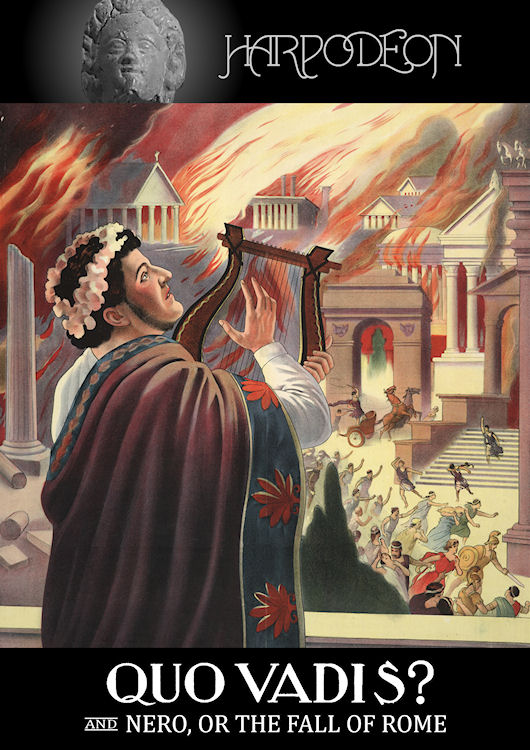 """tacitus the burning of rome essay Perhaps the most infamous of rome's emperors, nero claudius caesar (37-68 ad) ruled rome from 54 ad until his death by suicide 14 years later he is best known for his debaucheries, political murders, persecution of christians and a passion for music that led to the probably apocryphal rumor that nero """"fiddled"""" while rome burned during the great fire of 64 ad."""